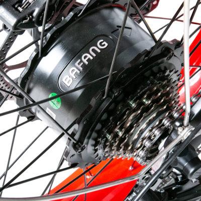 Cyrusher xf900 Fat Tire eBike - Bafang Motor