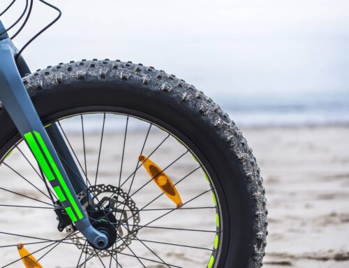 Why Do Electric Bikes Have Fat Tires?